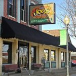 The city of Grand Blanc Little Joes downtown
