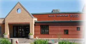 Holly Elementary in Holly MI
