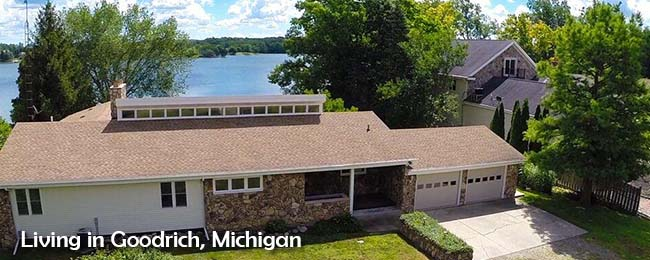Homes for Sale in Goodrich, MI