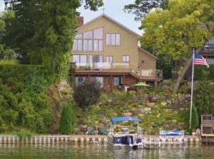 Waterfront homes for sale in Fenton MI