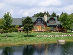 Waterfront Homes for sale in Howell MI