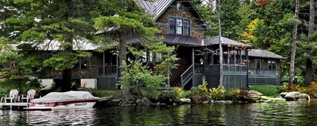 Lake House in Genesee County