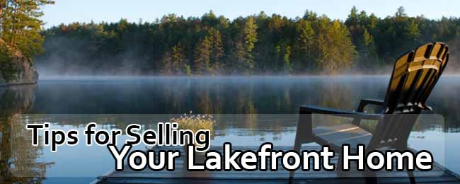 Lakefront homes for sale in Fenton or Linden