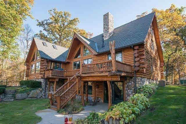Log House for Sale in Genesee & Livingston County