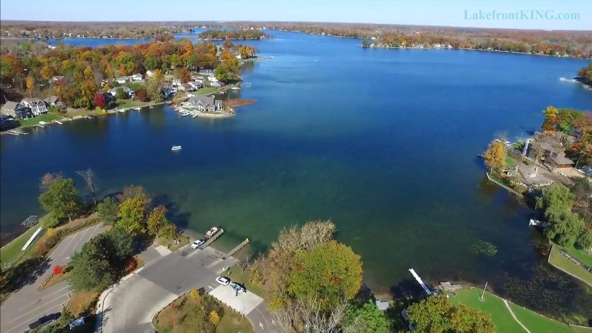Search for homes for sale on lake fenton