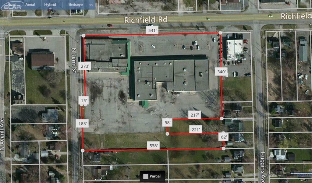 3402 Richfield Rd Thompson Center Flint Mi Sale Or Lease