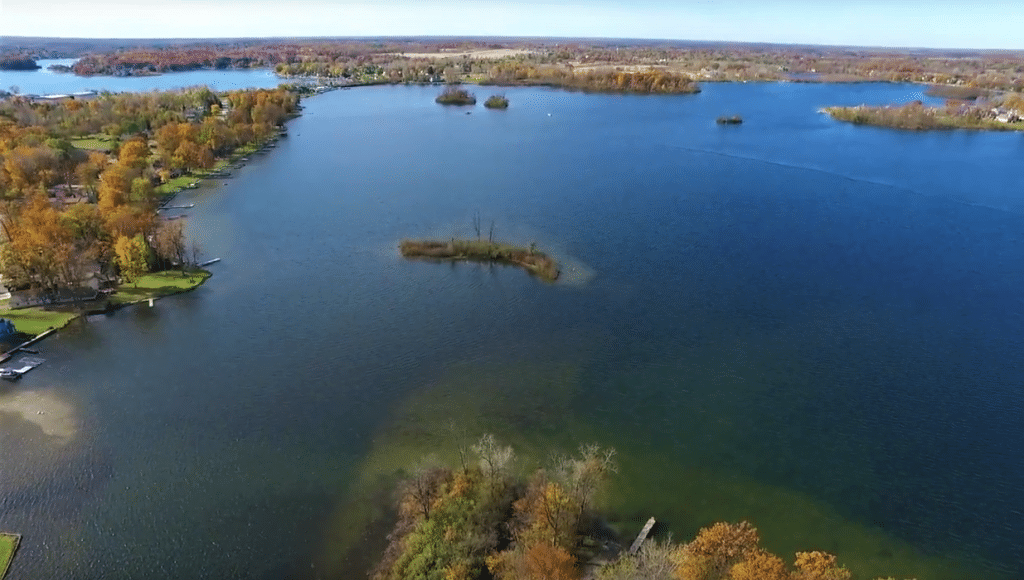 Homes for Sale on Lake Ponemah