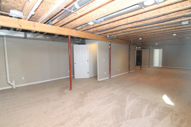 Tri-City Wood Foundation Basement Finished