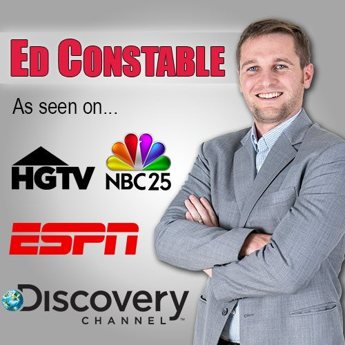 Ed Constable, Realtor as seen on HGTV, NBC 25, ESPN, Discovery Channel