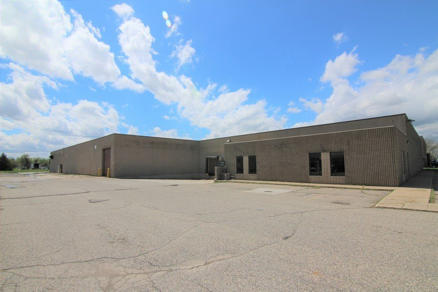 Commerical buildings Industiral Sale in Flint Mi by Top Commercial Realtor Ed Constable
