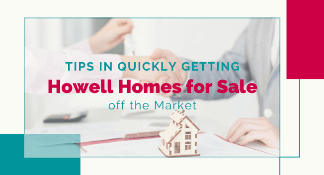 Howell Homes for Sale