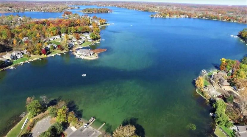 Genesee County waterfront homes for sale