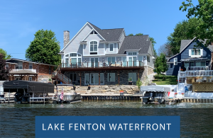 Lake Fenton Waterfront