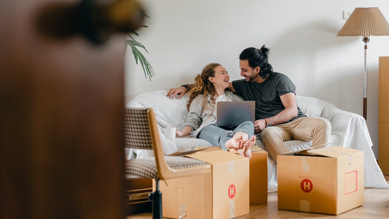 Create an Unpacking Strategy Before Moving into Your New Home